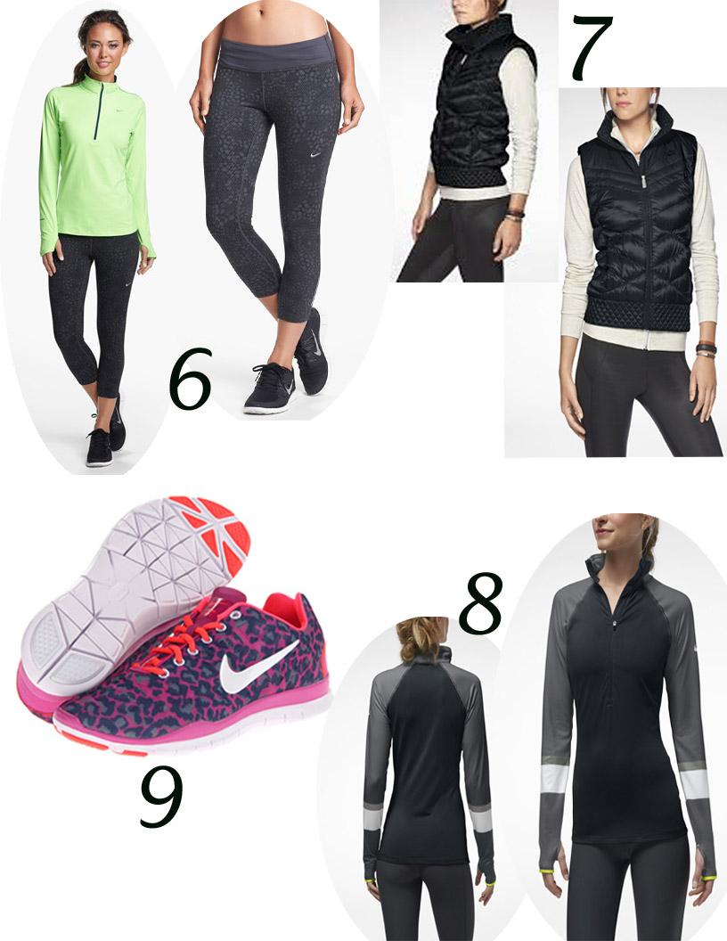 Nike Pro Zebra Knit Tights – T.W.O. c09ede9446